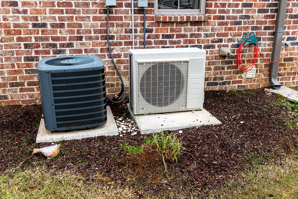 Mini-Split Ductless HVAC Unit
